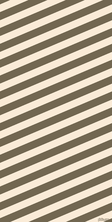 23 degree angle lines stripes, 23 pixel line width, 24 pixel line spacing, Antique White and Coffee angled lines and stripes seamless tileable