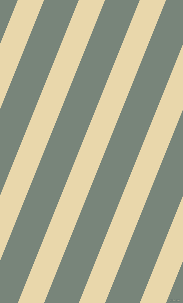 68 degree angle lines stripes, 84 pixel line width, 111 pixel line spacing, Beeswax and Blue Smoke angled lines and stripes seamless tileable