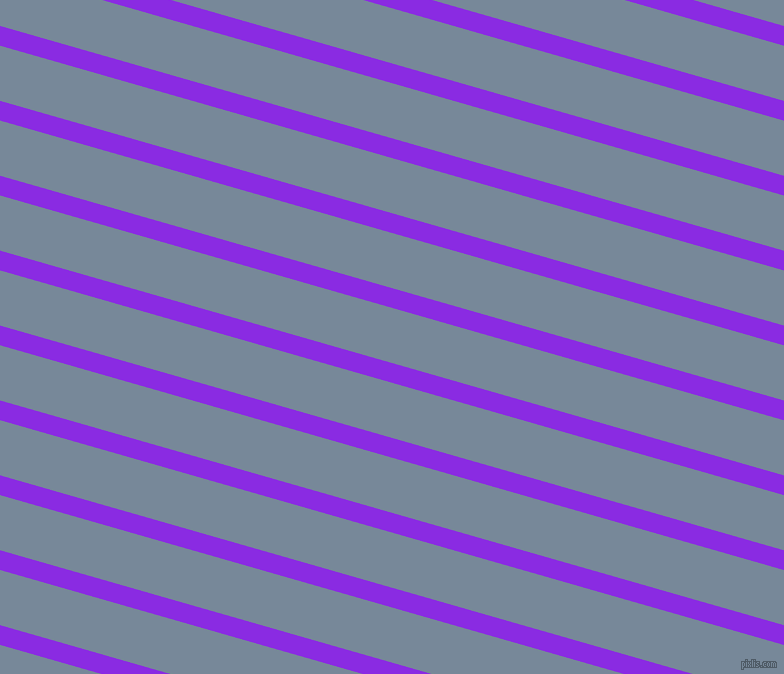 164 degree angle lines stripes, 19 pixel line width, 53 pixel line spacing, Blue Violet and Light Slate Grey angled lines and stripes seamless tileable