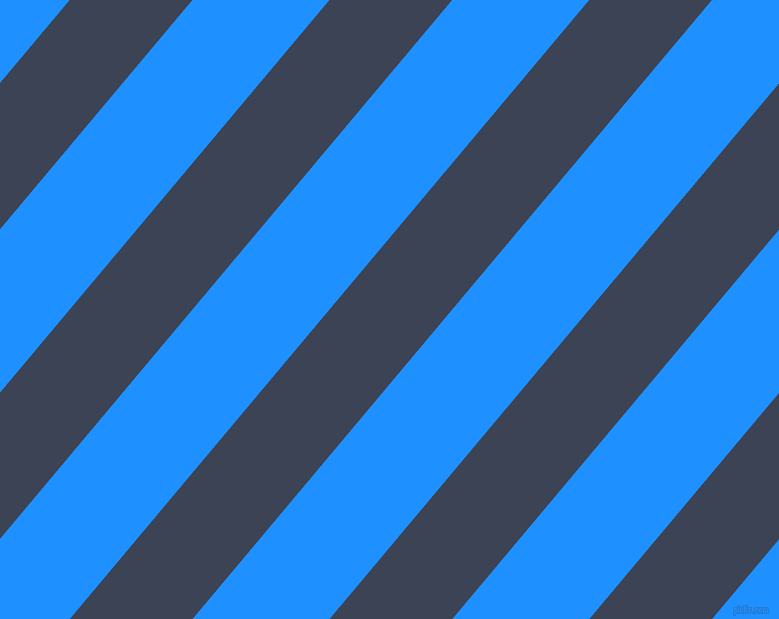 50 degree angle lines stripes, 94 pixel line width, 105 pixel line spacing, Blue Zodiac and Dodger Blue angled lines and stripes seamless tileable