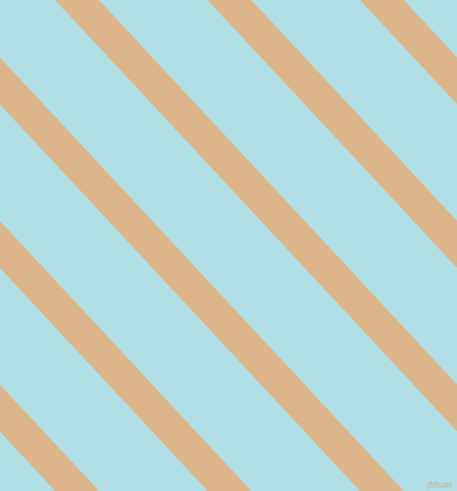 133 degree angle lines stripes, 46 pixel line width, 114 pixel line spacing, Brandy and Powder Blue angled lines and stripes seamless tileable