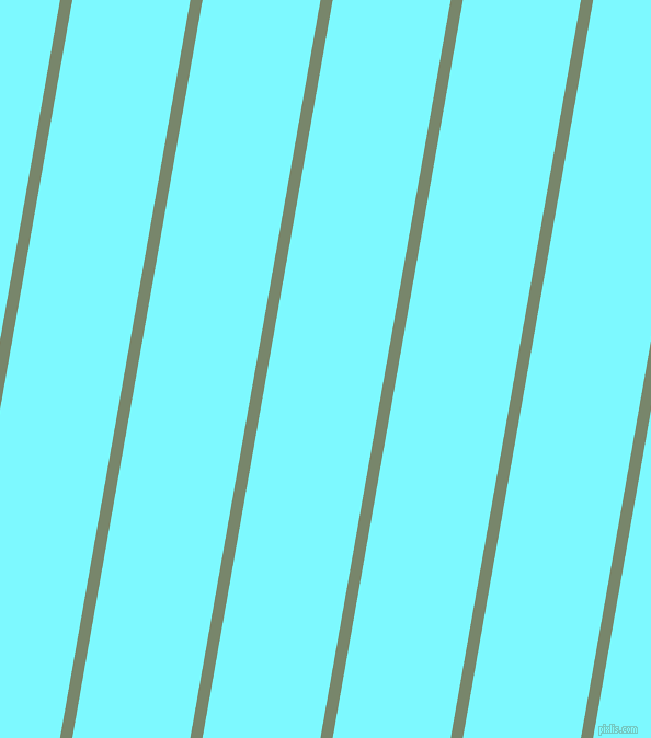 80 degree angle lines stripes, 11 pixel line width, 106 pixel line spacing, Camouflage Green and Electric Blue angled lines and stripes seamless tileable