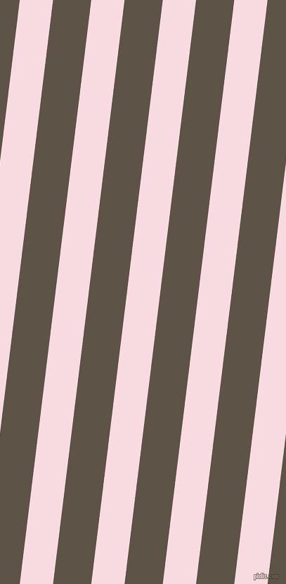 83 degree angle lines stripes, 47 pixel line width, 54 pixel line spacing, Carousel Pink and Judge Grey angled lines and stripes seamless tileable