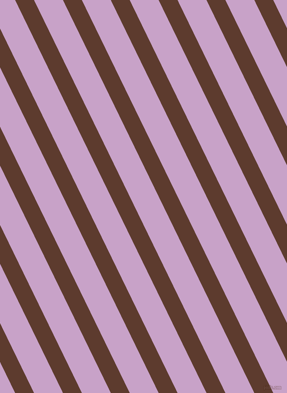 116 degree angle lines stripes, 34 pixel line width, 52 pixel line spacing, Cioccolato and Lilac angled lines and stripes seamless tileable
