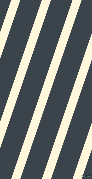 71 degree angle lines stripes, 33 pixel line width, 78 pixel line spacing, Corn Silk and Arsenic angled lines and stripes seamless tileable