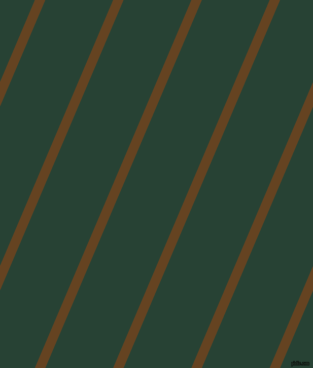 67 degree angle lines stripes, 19 pixel line width, 123 pixel line spacing, Dark Brown and English Holly angled lines and stripes seamless tileable