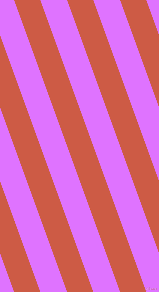 110 degree angle lines stripes, 82 pixel line width, 84 pixel line spacing, Dark Coral and Heliotrope angled lines and stripes seamless tileable