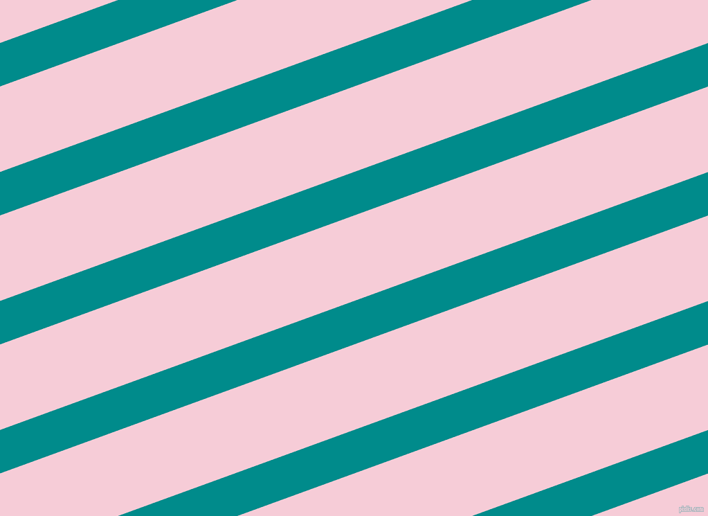 20 degree angle lines stripes, 59 pixel line width, 116 pixel line spacing, Dark Cyan and Pink Lace angled lines and stripes seamless tileable
