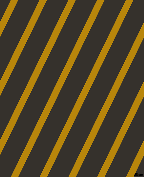 64 degree angle lines stripes, 28 pixel line width, 80 pixel line spacing, Dark Goldenrod and Acadia angled lines and stripes seamless tileable