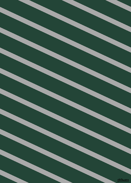 155 degree angle lines stripes, 15 pixel line width, 44 pixel line spacing, Dark Gray and Burnham angled lines and stripes seamless tileable