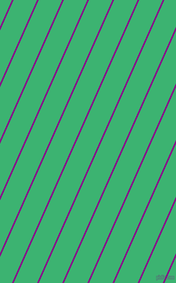 66 degree angle lines stripes, 3 pixel line width, 42 pixel line spacing, Dark Magenta and Medium Sea Green angled lines and stripes seamless tileable