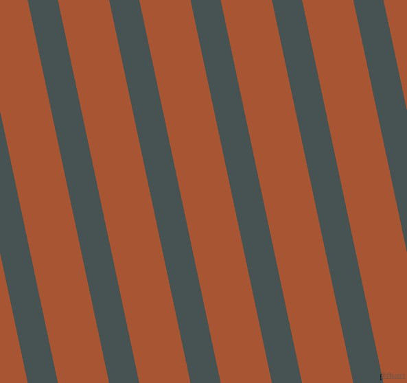 102 degree angle lines stripes, 43 pixel line width, 73 pixel line spacing, Dark Slate and Vesuvius angled lines and stripes seamless tileable