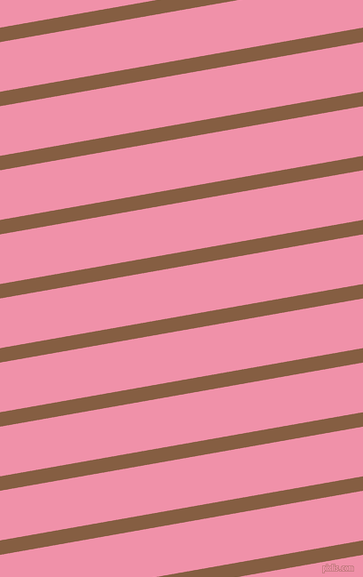10 degree angle lines stripes, 16 pixel line width, 55 pixel line spacing, Dark Wood and Mauvelous angled lines and stripes seamless tileable