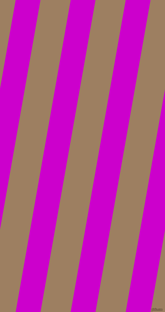 80 degree angle lines stripes, 80 pixel line width, 97 pixel line spacing, Deep Magenta and Sorrell Brown angled lines and stripes seamless tileable
