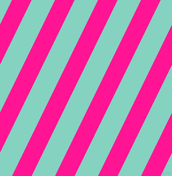 64 degree angle lines stripes, 72 pixel line width, 86 pixel line spacing, Deep Pink and Bermuda angled lines and stripes seamless tileable