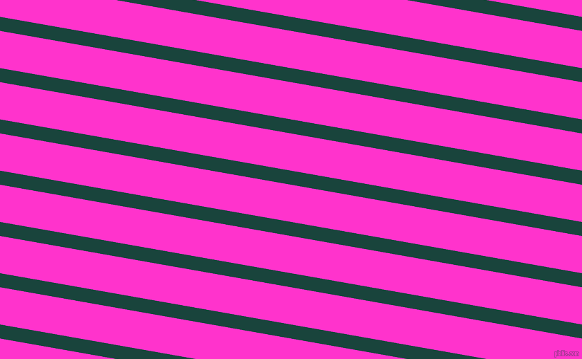 170 degree angle lines stripes, 20 pixel line width, 53 pixel line spacing, Deep Teal and Razzle Dazzle Rose angled lines and stripes seamless tileable