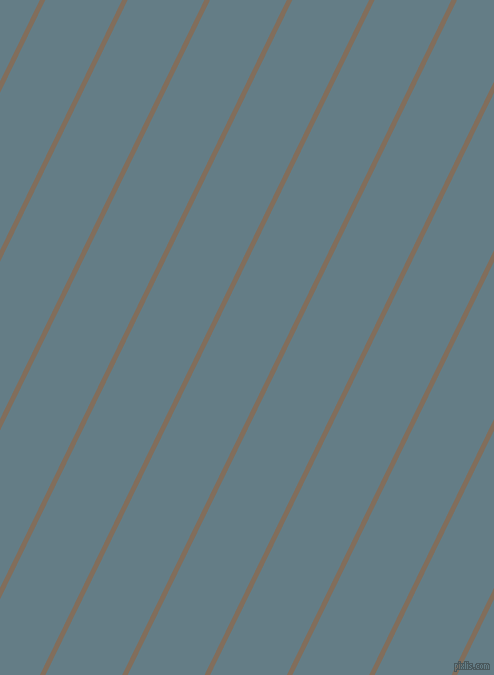 64 degree angle lines stripes, 5 pixel line width, 69 pixel line spacing, Donkey Brown and Hoki angled lines and stripes seamless tileable