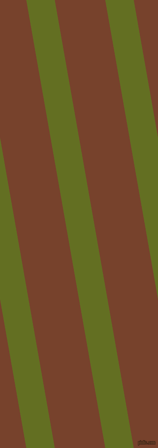 100 degree angle lines stripes, 57 pixel line width, 101 pixel line spacing, Fiji Green and Copper Canyon angled lines and stripes seamless tileable