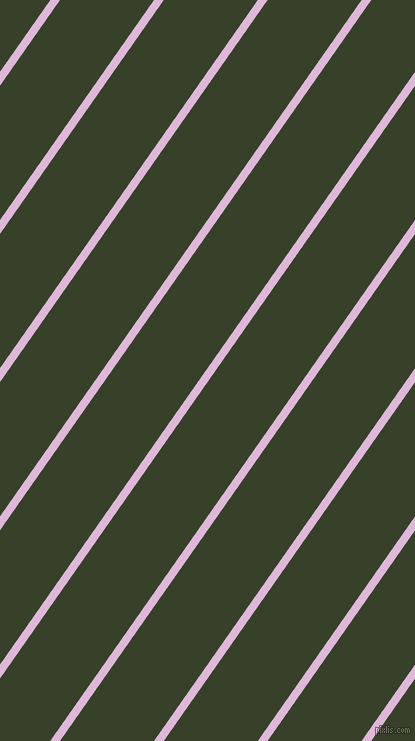 55 degree angle lines stripes, 8 pixel line width, 77 pixel line spacing, French Lilac and Seaweed angled lines and stripes seamless tileable