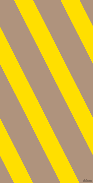 117 degree angle lines stripes, 71 pixel line width, 102 pixel line spacing, Golden Yellow and Sandrift angled lines and stripes seamless tileable