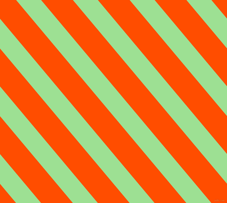 130 degree angle lines stripes, 66 pixel line width, 84 pixel line spacing, Granny Smith Apple and Vermilion angled lines and stripes seamless tileable