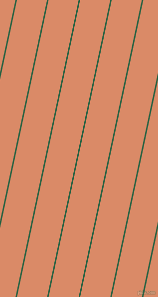 78 degree angle lines stripes, 3 pixel line width, 59 pixel line spacing, Green Pea and Copper angled lines and stripes seamless tileable