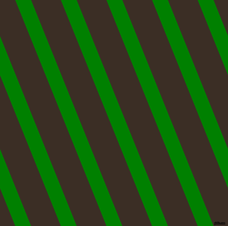 112 degree angle lines stripes, 48 pixel line width, 90 pixel line spacing, Green and Sambuca angled lines and stripes seamless tileable