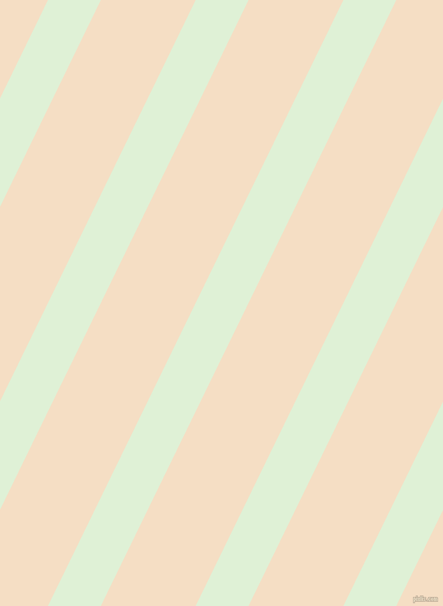 64 degree angle lines stripes, 68 pixel line width, 122 pixel line spacing, Hint Of Green and Sazerac angled lines and stripes seamless tileable