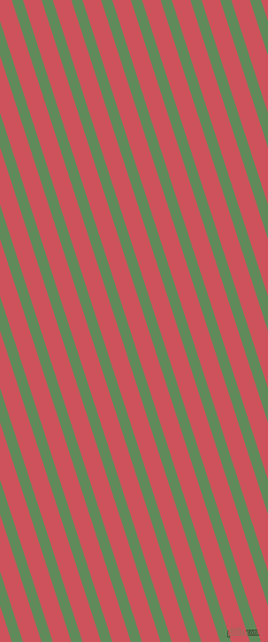 108 degree angle lines stripes, 12 pixel line width, 20 pixel line spacing, Hippie Green and Mandy angled lines and stripes seamless tileable