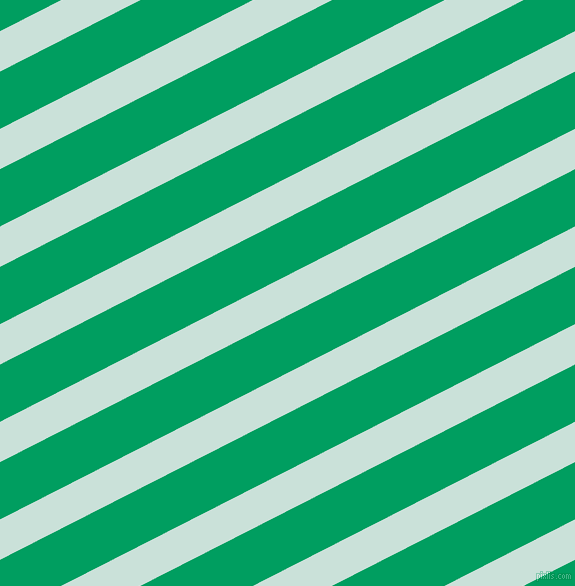 27 degree angle lines stripes, 36 pixel line width, 51 pixel line spacing, Iceberg and Shamrock Green angled lines and stripes seamless tileable
