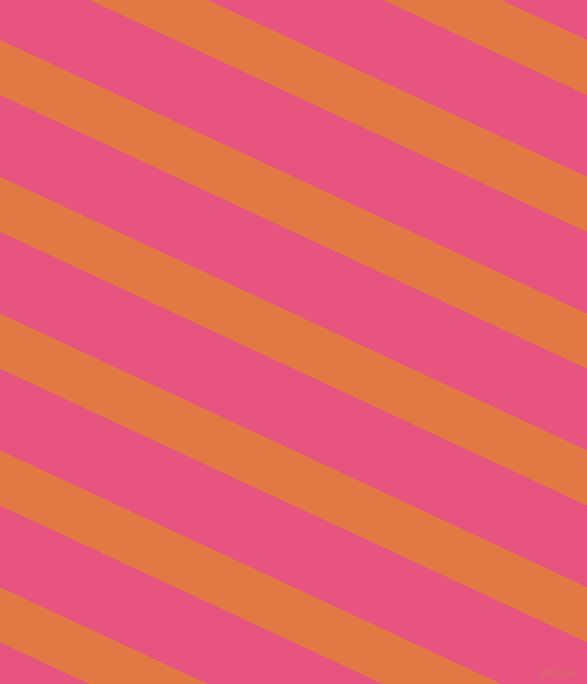 155 degree angle lines stripes, 50 pixel line width, 74 pixel line spacing, Jaffa and Dark Pink angled lines and stripes seamless tileable