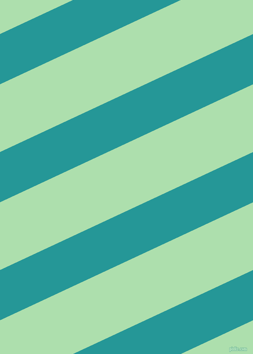 25 degree angle lines stripes, 92 pixel line width, 124 pixel line spacing, Java and Moss Green angled lines and stripes seamless tileable
