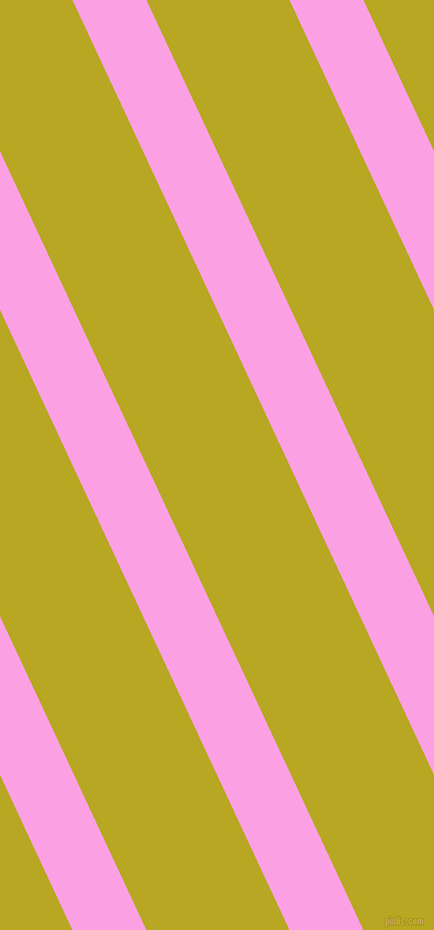 115 degree angle lines stripes, 61 pixel line width, 118 pixel line spacing, Lavender Rose and Earls Green angled lines and stripes seamless tileable