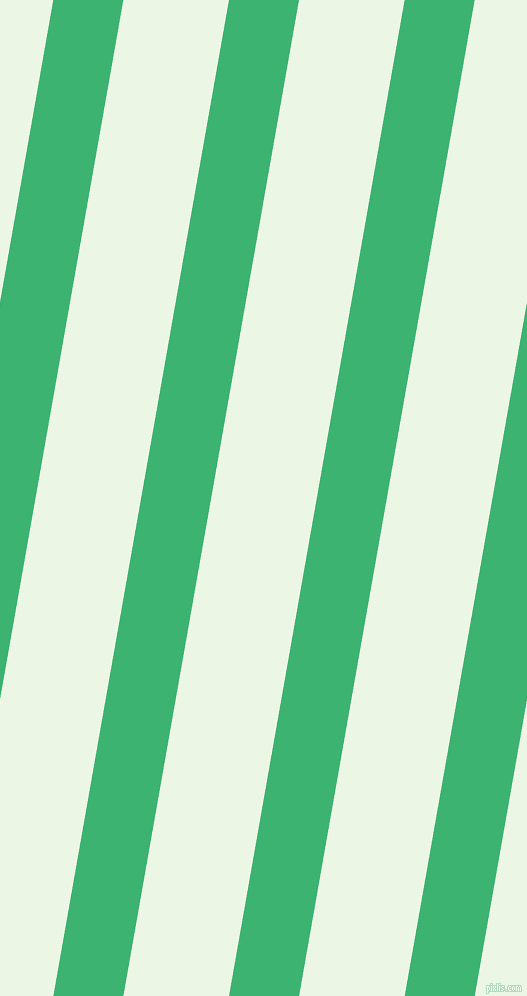 80 degree angle lines stripes, 69 pixel line width, 104 pixel line spacing, Medium Sea Green and Panache angled lines and stripes seamless tileable