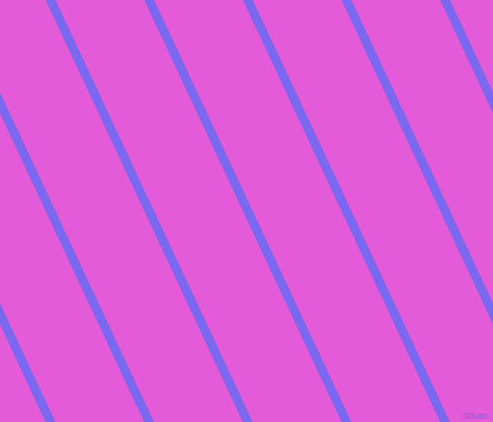 115 degree angle lines stripes, 13 pixel line width, 117 pixel line spacing, Medium Slate Blue and Free Speech Magenta angled lines and stripes seamless tileable