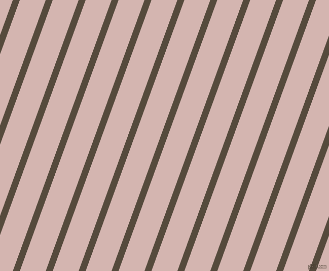 70 degree angle lines stripes, 13 pixel line width, 48 pixel line spacing, Metallic Bronze and Oyster Pink angled lines and stripes seamless tileable