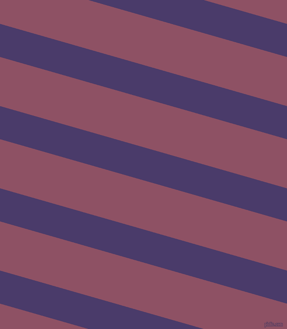 164 degree angle lines stripes, 62 pixel line width, 92 pixel line spacing, Meteorite and Cannon Pink angled lines and stripes seamless tileable