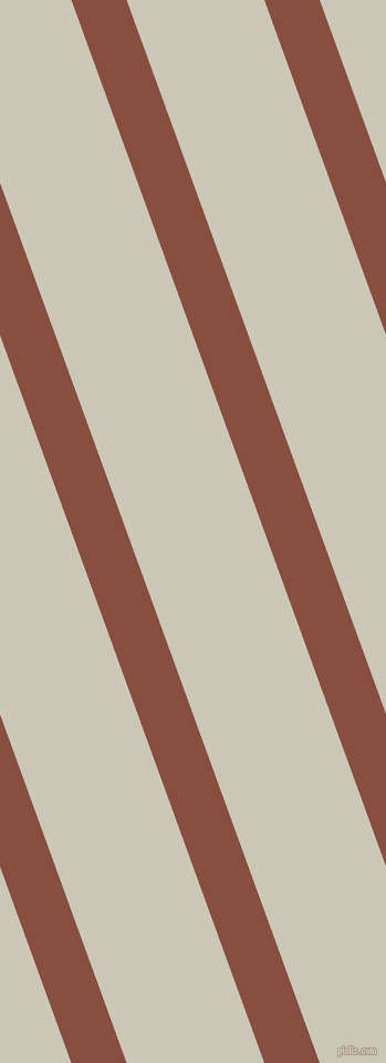 110 degree angle lines stripes, 47 pixel line width, 117 pixel line spacing, Mule Fawn and Chrome White angled lines and stripes seamless tileable