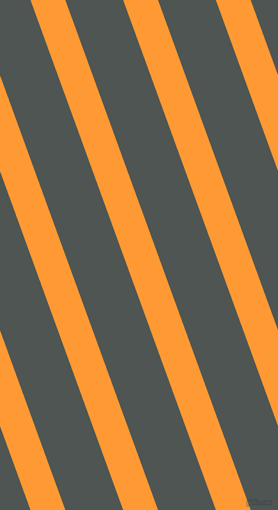 110 degree angle lines stripes, 47 pixel line width, 78 pixel line spacing, Neon Carrot and Cape Cod angled lines and stripes seamless tileable