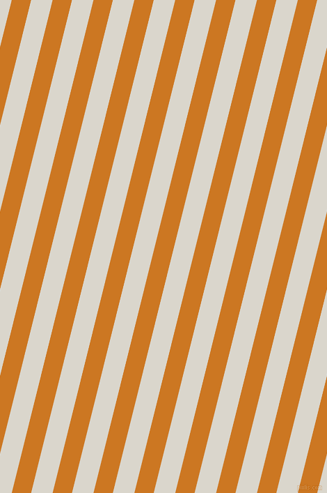 76 degree angle lines stripes, 27 pixel line width, 30 pixel line spacing, Ochre and White Pointer angled lines and stripes seamless tileable