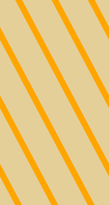 118 degree angle lines stripes, 20 pixel line width, 86 pixel line spacing, Orange and Double Colonial White angled lines and stripes seamless tileable