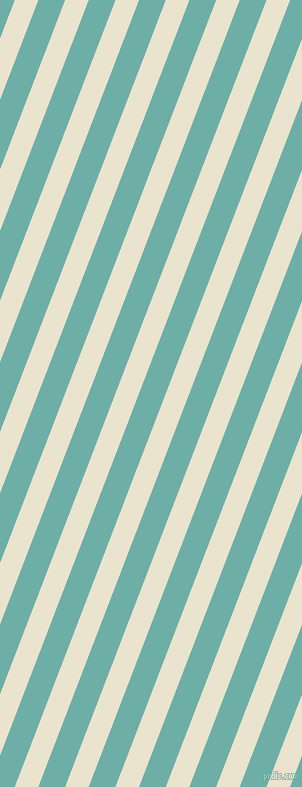 69 degree angle lines stripes, 22 pixel line width, 25 pixel line spacing, Orange White and Tradewind angled lines and stripes seamless tileable