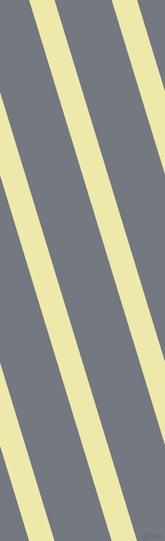 107 degree angle lines stripes, 48 pixel line width, 108 pixel line spacing, Pale Goldenrod and Storm Grey angled lines and stripes seamless tileable