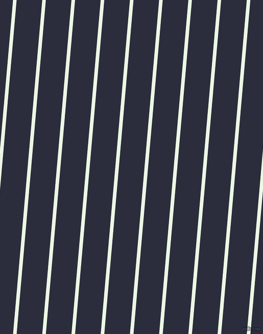 85 degree angle lines stripes, 7 pixel line width, 50 pixel line spacing, Panache and Black Rock angled lines and stripes seamless tileable