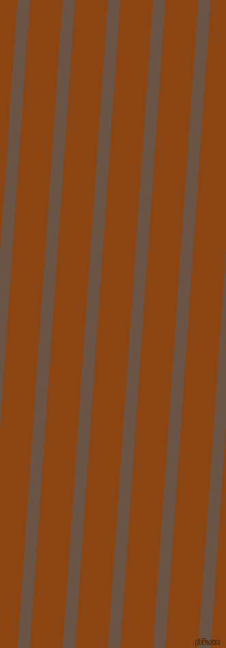 86 degree angle lines stripes, 18 pixel line width, 48 pixel line spacing, Quincy and Saddle Brown angled lines and stripes seamless tileable