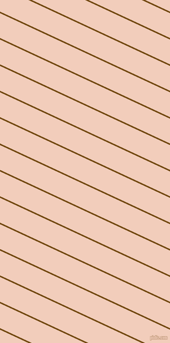 155 degree angle lines stripes, 3 pixel line width, 46 pixel line spacing, Raw Umber and Watusi angled lines and stripes seamless tileable