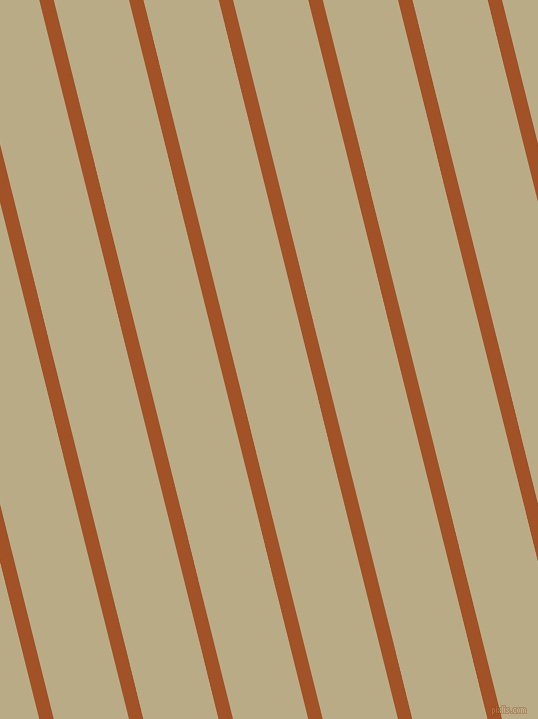 104 degree angle lines stripes, 14 pixel line width, 73 pixel line spacing, Rich Gold and Pavlova angled lines and stripes seamless tileable