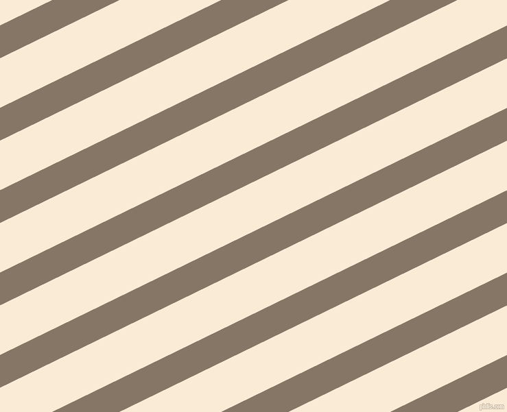 26 degree angle lines stripes, 43 pixel line width, 65 pixel line spacing, Sand Dune and Antique White angled lines and stripes seamless tileable