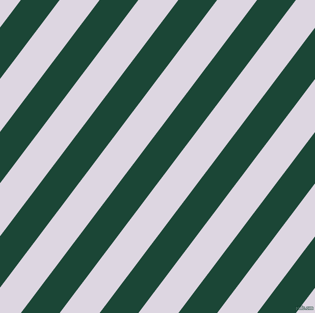 53 degree angle lines stripes, 62 pixel line width, 64 pixel line spacing, Sherwood Green and Titan White angled lines and stripes seamless tileable