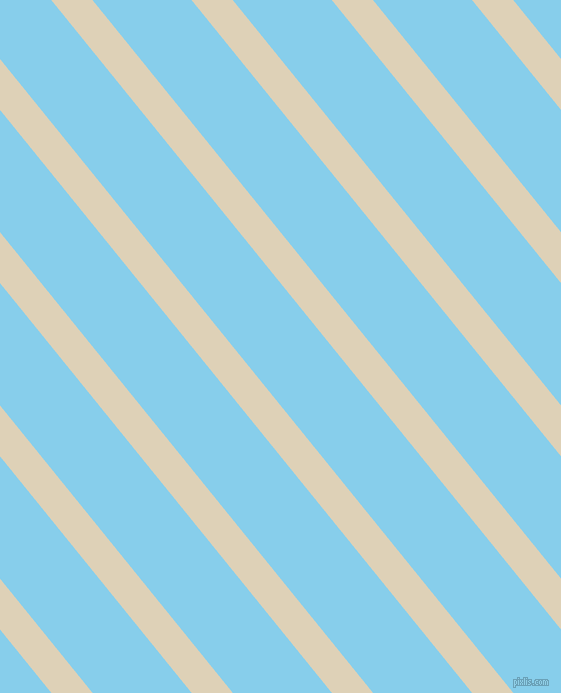 129 degree angle lines stripes, 32 pixel line width, 77 pixel line spacing, Spanish White and Sky Blue angled lines and stripes seamless tileable